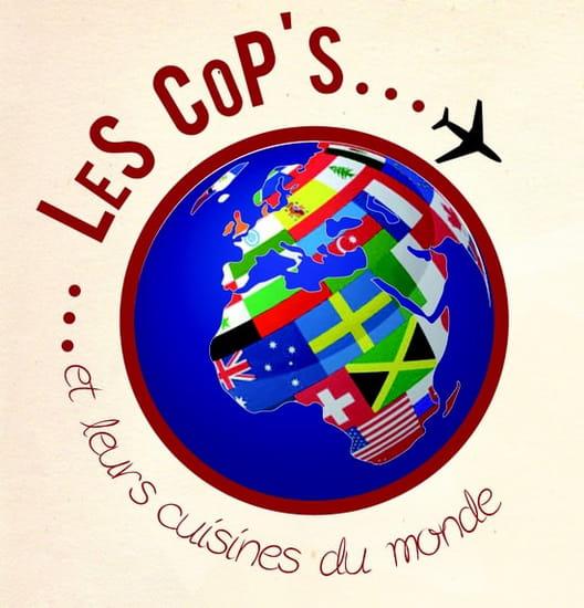 Les Cop's et Leurs Cuisines du Monde
