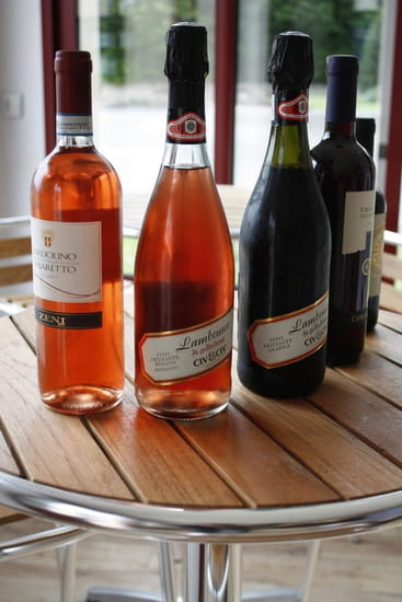 Vincenzo Pizza Chauray  - les vins italiens -   © VINCENZOPIZZA