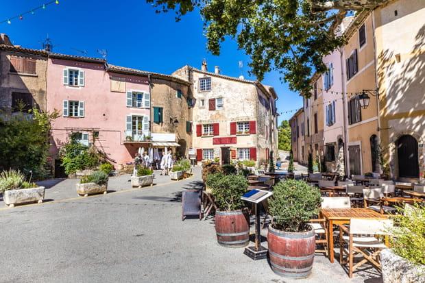 Tourtour - Banque de france salon de provence ...