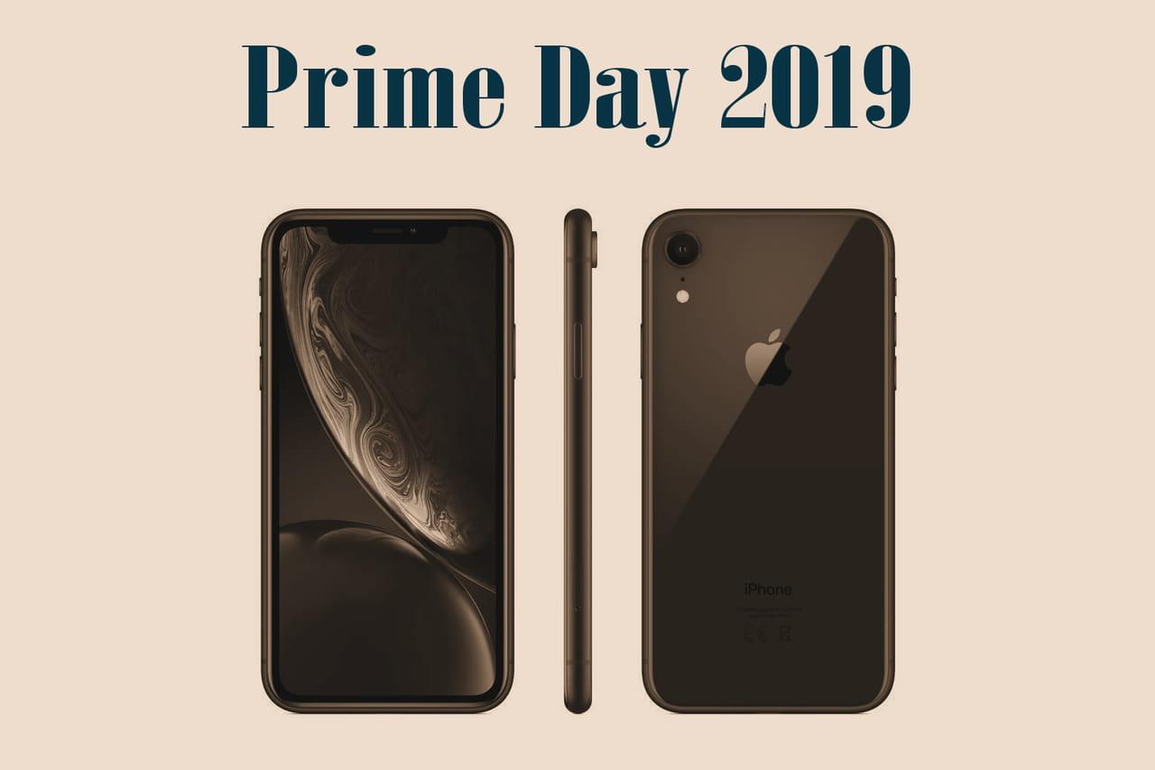 Alerte Prime Day! Jusqu'à 250euros sur l'iPhone 8et l'iPhone XR chez Amazon