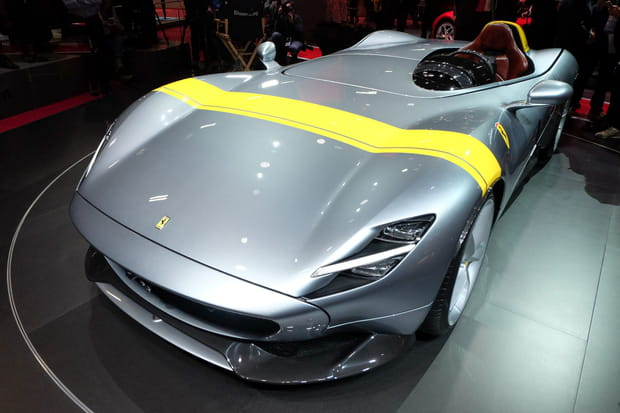D'autres Ferrari Monza à venir?