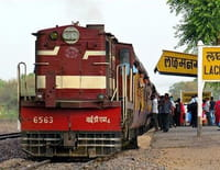 Les trains de l'extrême : Inde