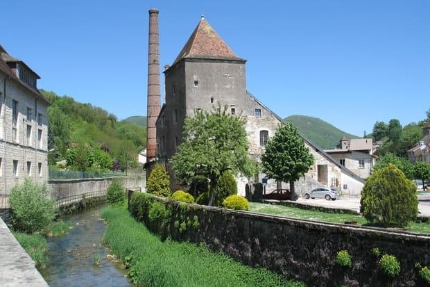 Salins-les-Bains, Jura
