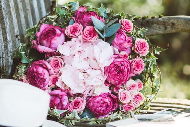 Le bouquet Maman mystérieuse d'Au nom de la rose