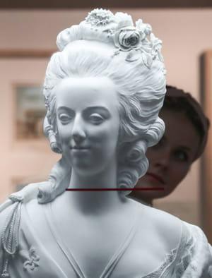 Buste de Marie-Antoinette