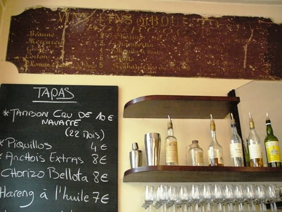 Le Chateaubriand  - Tapas au Chateaubriand -   © L'Internaute Magazine/Marianne Aubry-Lecomte