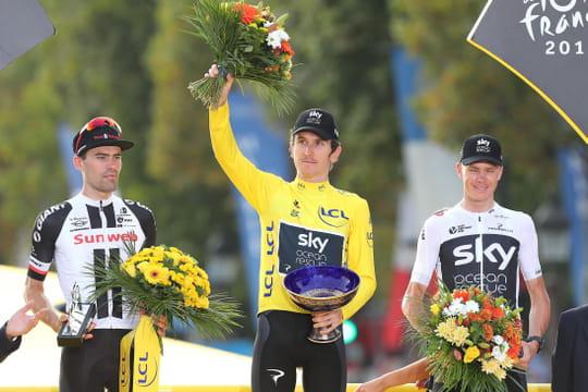 Tour de France: le classement final et le parcours du Tour 2019