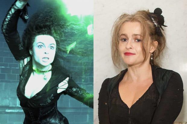 Helena Bonham Carter n'a pas les cheveuxnoirs
