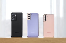 La gamme Galaxy S21de Samsung se dévoile, toutes les infos