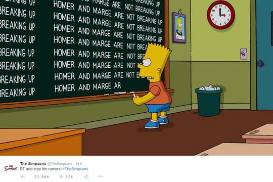 Les Simpson : Homer et Marge en plein divorce ?