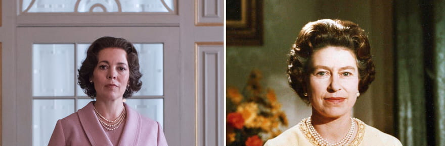 La famille royale et leurs interprètes dans The Crown en images