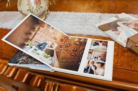 Livre photo : personnalisé, pour un mariage, pas cher ou gratuit...