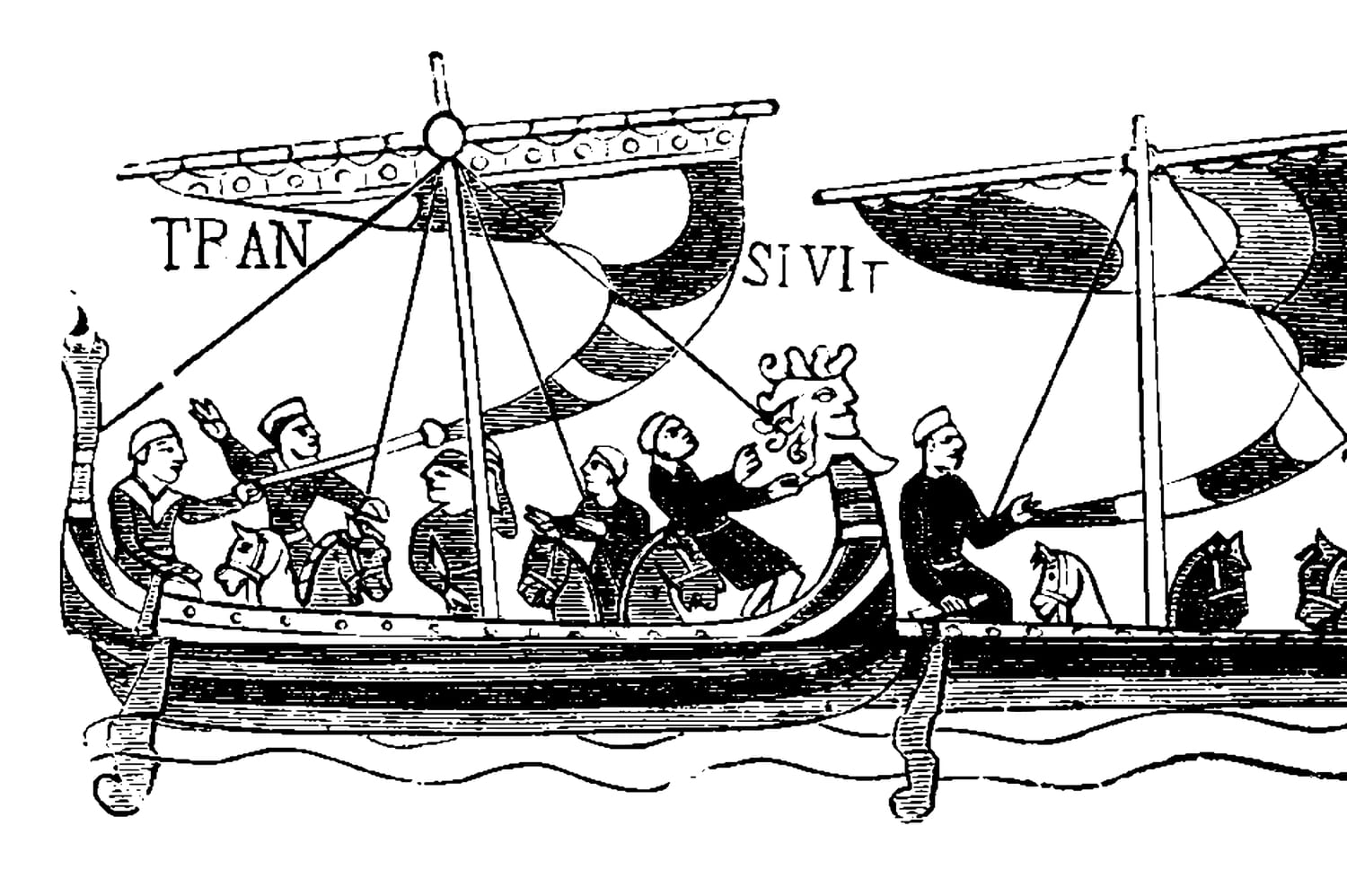 Guillaume le Conquérant: biographie du roi d'Angleterre vainqueur d'Hastings