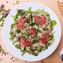 Jean Pince  - Salade de crabe -   © Benjamin Guenault