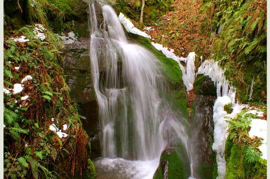 Cascade de l'Erzenbach