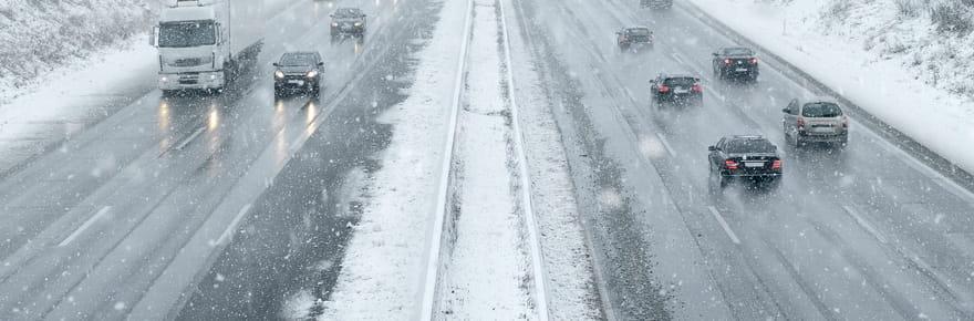 15conseils à retenir pour conduire durant l'hiver
