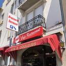 Aux Trois Couleurs  - La façade du restaurant Aux Trois Couleurs à Colmar -   © Colmar.blog