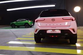 Les photos du nouveau Opel Mokka