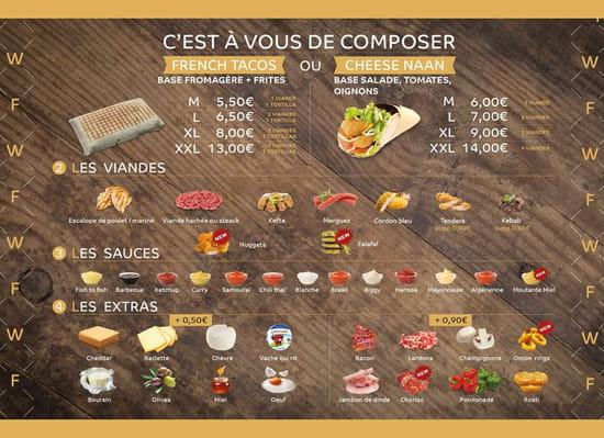 Wafer Food   © Carte
