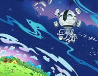 Les poulets de l'espace : Libre arbitre. - Clucky