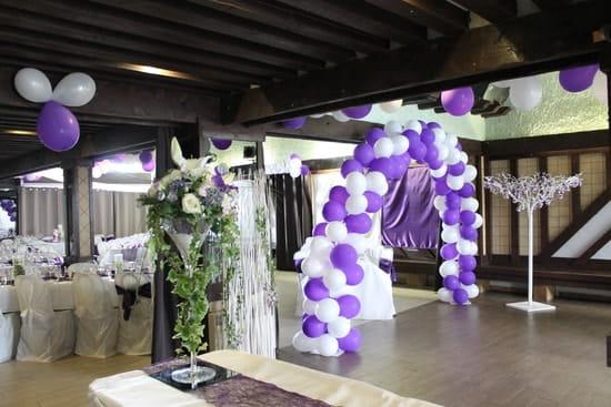 Le Caribou  - Salle réception -