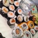 Plat : Sushi Sakura Craponne