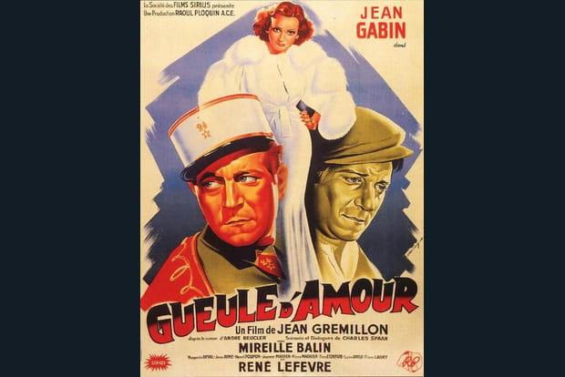 Gueule d'amour - Photo 1