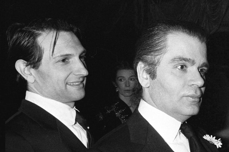 Les révélations inattendues sur sa vie sexuelle — Karl Lagerfeld