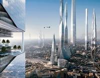 Rêver le futur : Les villes du futur