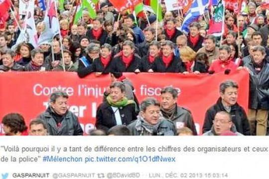 Mélenchon accusé de manipulations, même par Marie-Charline Pacquot