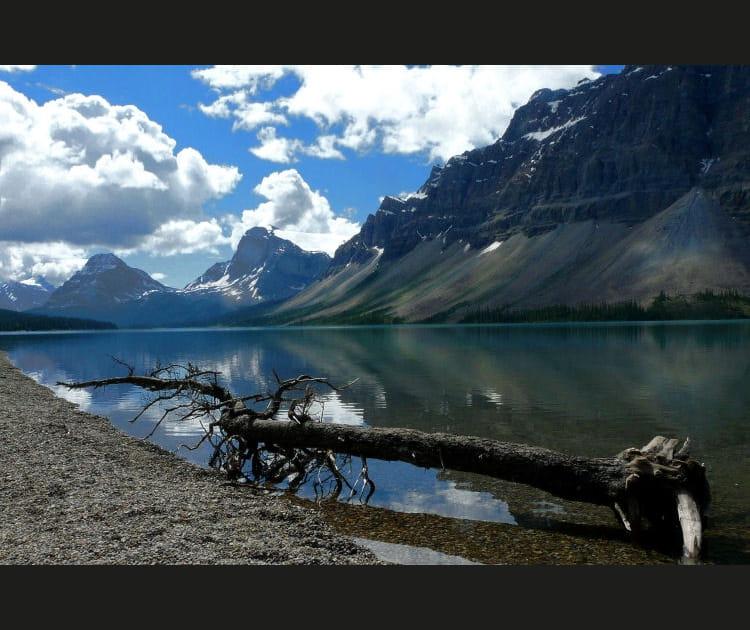 Le parc national de Banff : grandiose