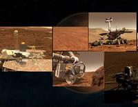 Les nouvelles frontières de l'espace : Mars : exploration et conquête