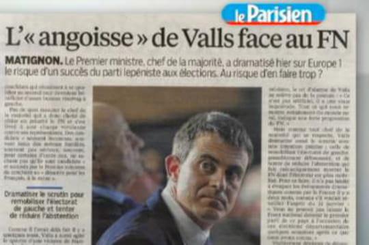 """Date des départementales J-13: la""""peur"""" deValls très commentée"""