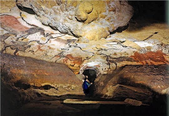 Grotte de Lascaux: un trésor inestimable