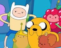 Adventure Time : Chaud au toucher