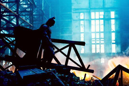 25e : The Dark Knight, lechevaliernoir
