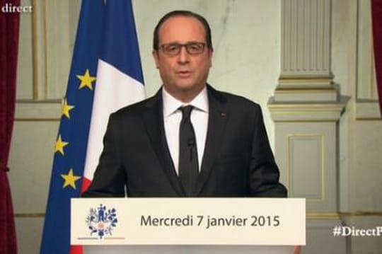 François Hollande: unejournée dedeuil national [DISCOURS]