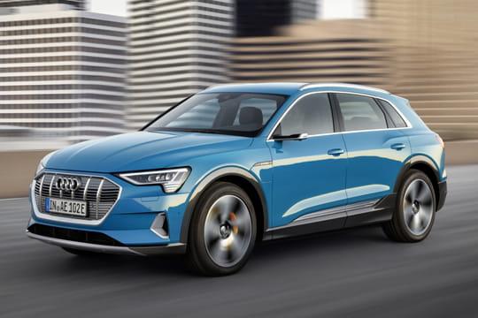 Audi e-tron: le prix du SUV électrique annoncé [infos, photos]