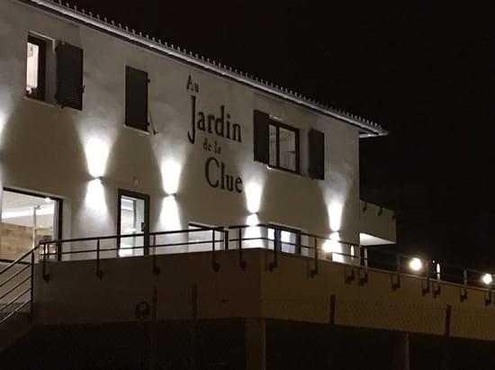 Restaurant : Au Jardin de la Clue