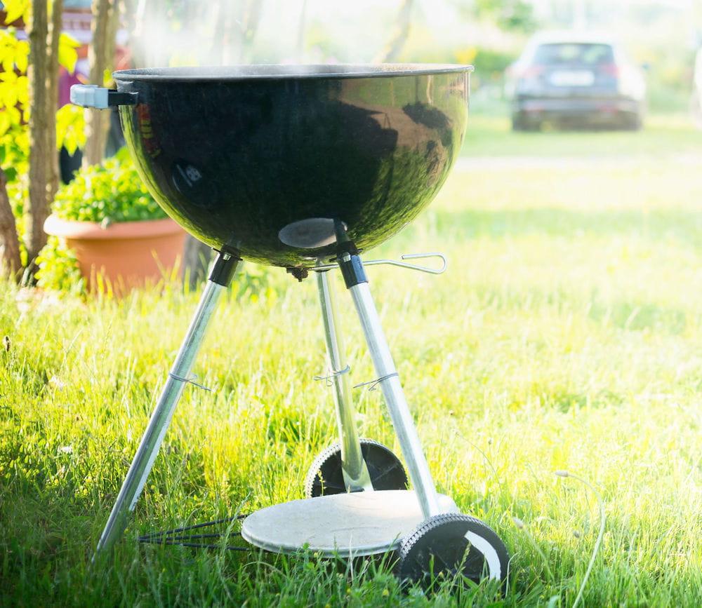 Enlever La Rouille Sur Une Grille De Barbecue dégraisser le barbecue