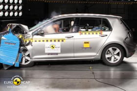 Crash-tests 2013 : les berlines et compactes les plus sûres