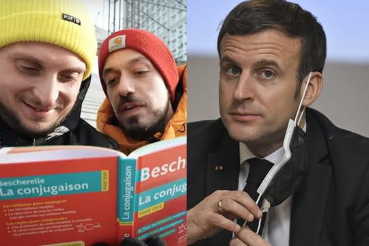 """McFly, Carlito et Macron: et maintenant, un """"concours d'anecdotes"""" à l'Elysée, vraiment?"""