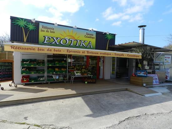 Exotika  - Entrée du magasin -   © EXOTIKA