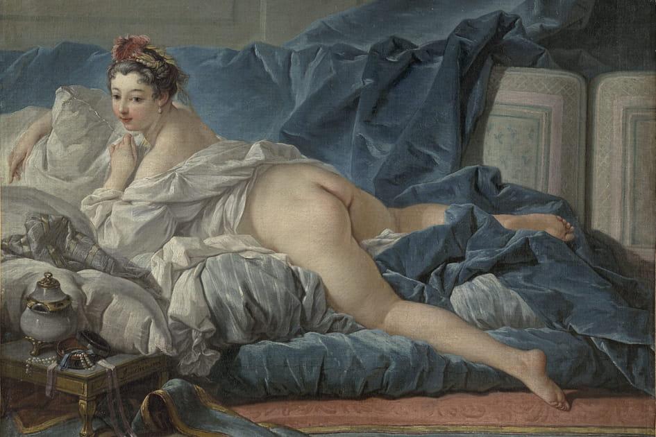 L'Empire des sens, de François Boucher à Jean-Baptiste Greuze, à Paris
