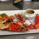 Le Marin restaurant  - demi homard breton -   © nathalie denel