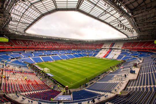 Grand stade de Lyon : découvrez le Parc olympique lyonnais [PHOTOS]