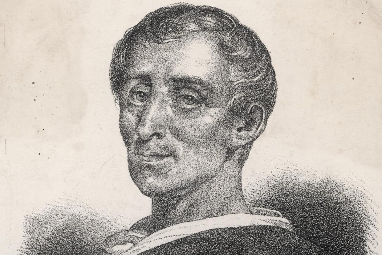 Montesquieu, imagem de https://linternaute.fr