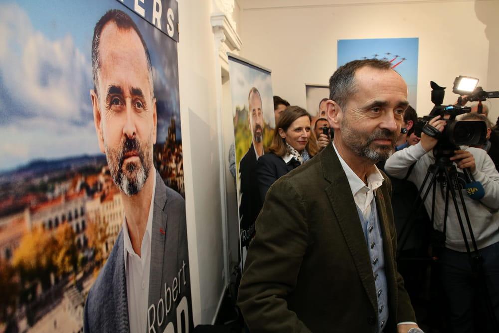 Résultat élection municipale Béziers ©SIPA