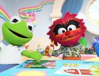 Muppet Babies : Animal conduit avion