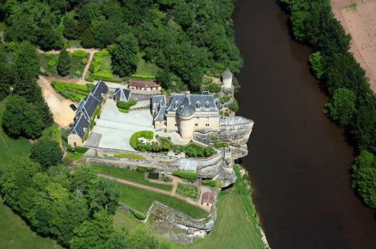Le château de Belcayre